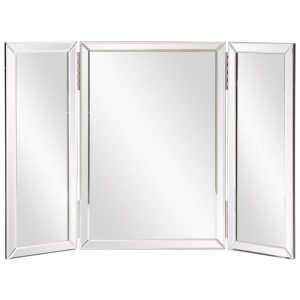 Trifold Vanity Mirror Howard