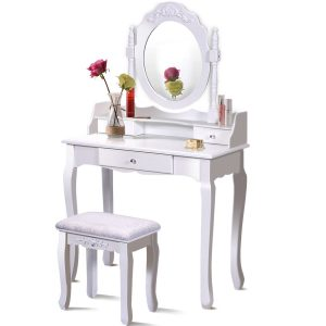 Vanity Set With Dressing Table