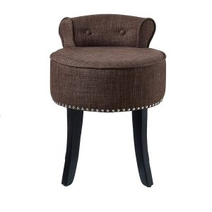 Vanity Stool Brown