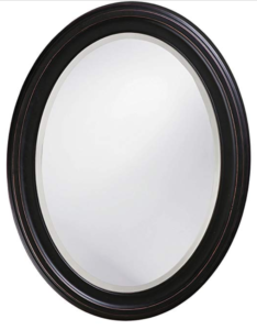 Howard Eliott Bathroom Mirror