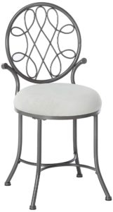HILLSDALE VANITY CHAIR