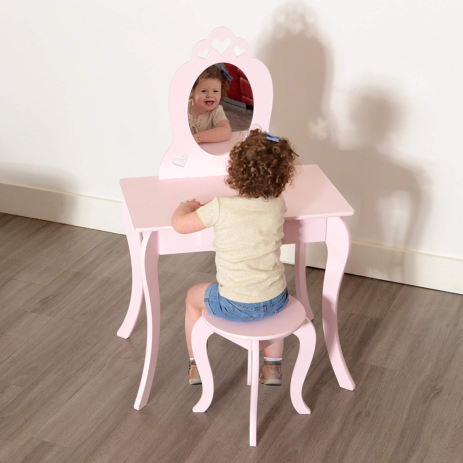 Best vanity desk for children