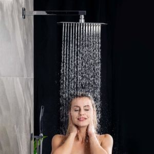 Bathroom Luxury Rain Mixer Shower