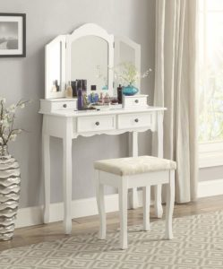 Cheap vanity desk