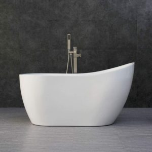 Acrylic Freestanding Contemporary Soaking Tub
