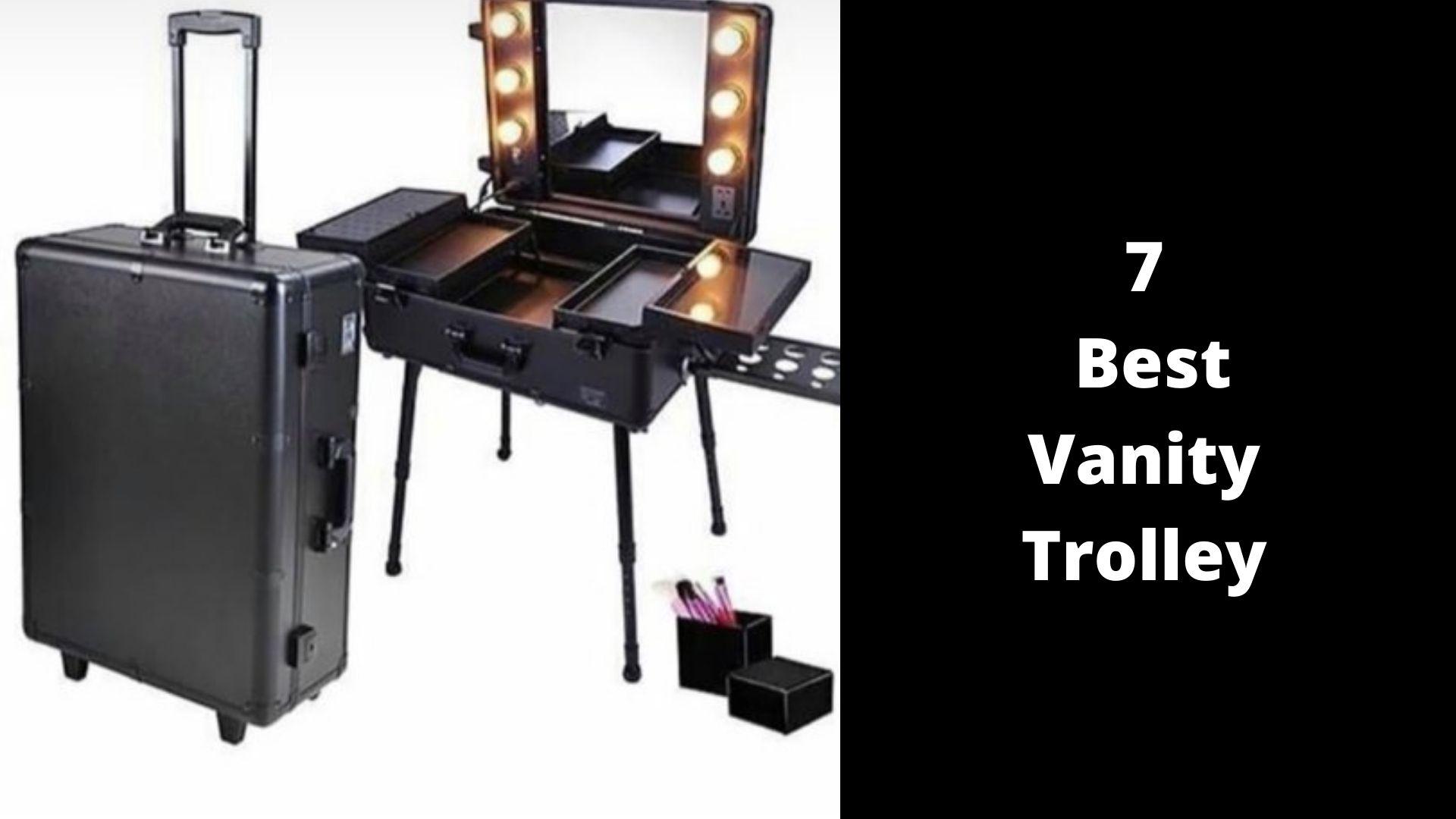 Best Vanity Trolley Under 100